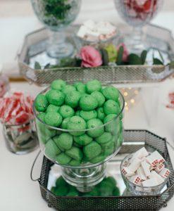 Chuches, chocolates y pajitas comestibles