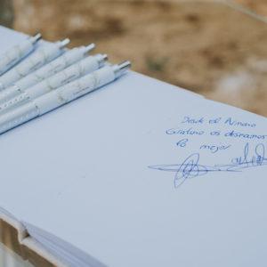 Bolígrafos, libretas y lápices personalizados